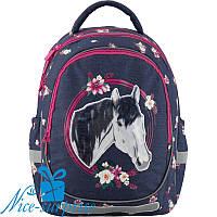 Рюкзак с ортопедической спинкой Kite Beautiful horse K19-700M-1, фото 1