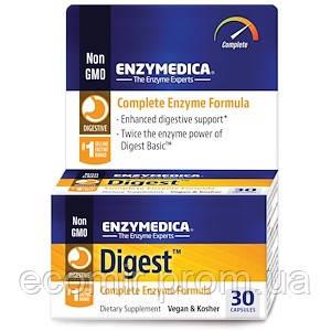 Пищеварительные ферменты, Enzymedica (30 капсул)