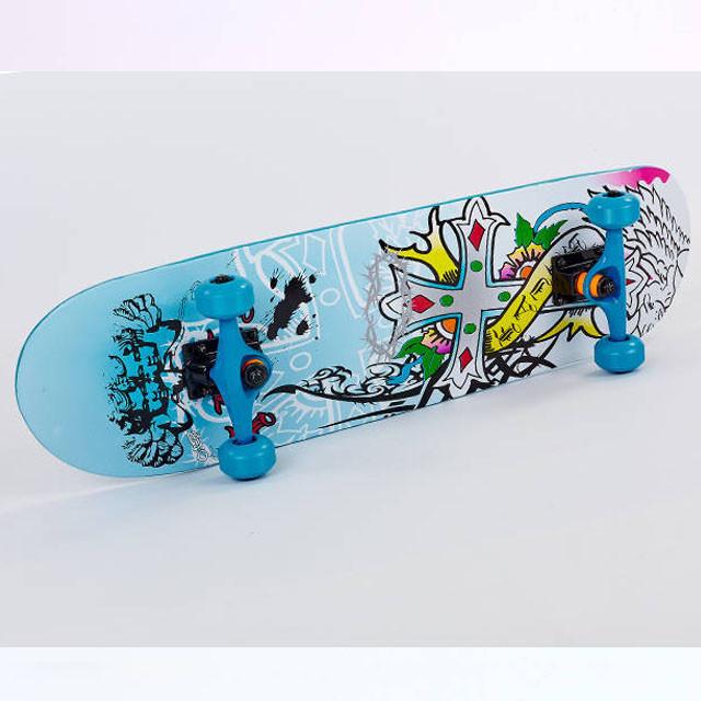 Скейтборд синий SK-5615