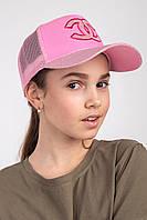 Летняя кепка для девочки - Шанель (к29)