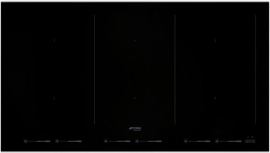 Индукционная поверхность Smeg  SIM693WLD