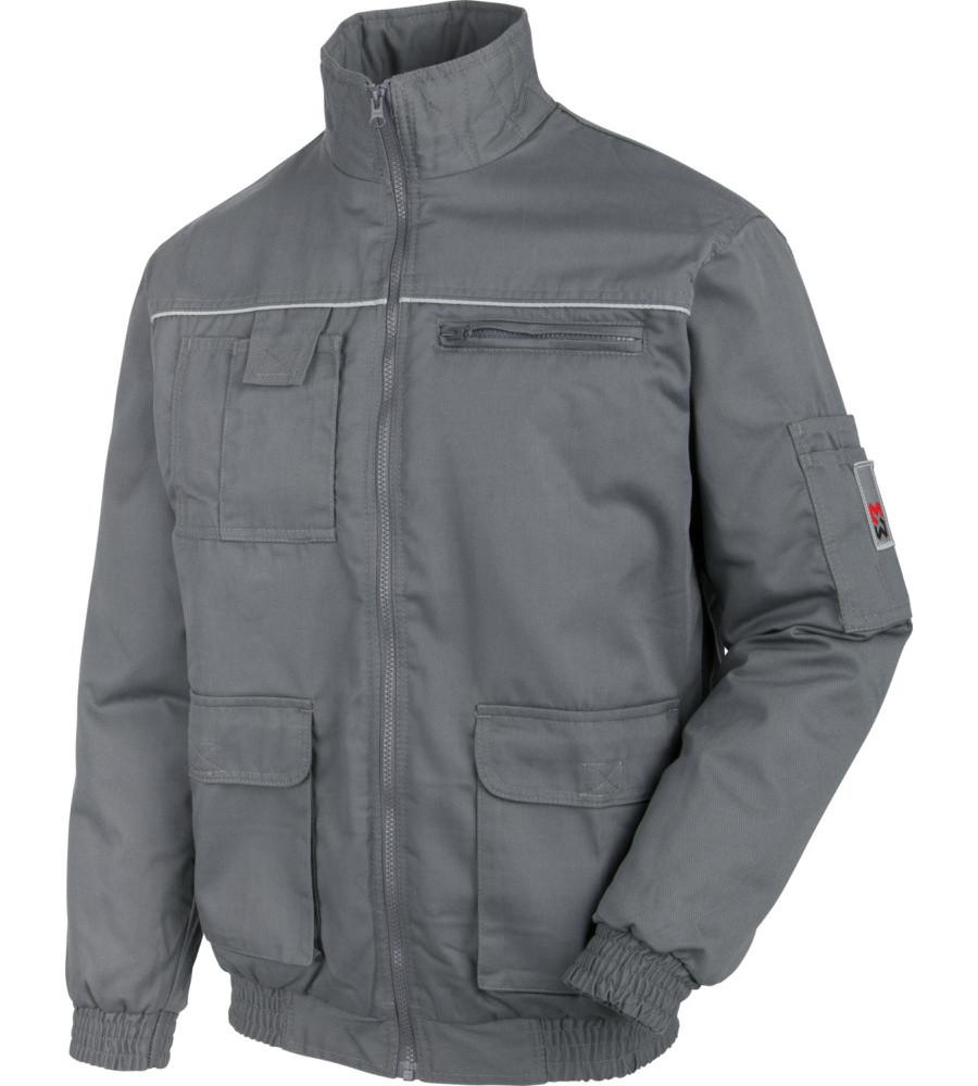 Куртка теплая классическая GREY Wurth