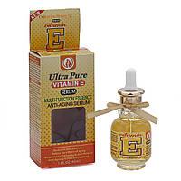 Антивозрастная сыворотка Wokali Ultra pure Vitamin E, 40 мл
