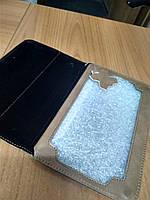 Чехол кожаный Samsung T110 T111 Galaxy Tab 3 7.0 Lite книжка подставка