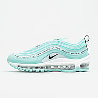 """Оригинальные кроссовки Nike Air Max 97 (GS) """"Have A Nike Day"""" (923288-300)"""