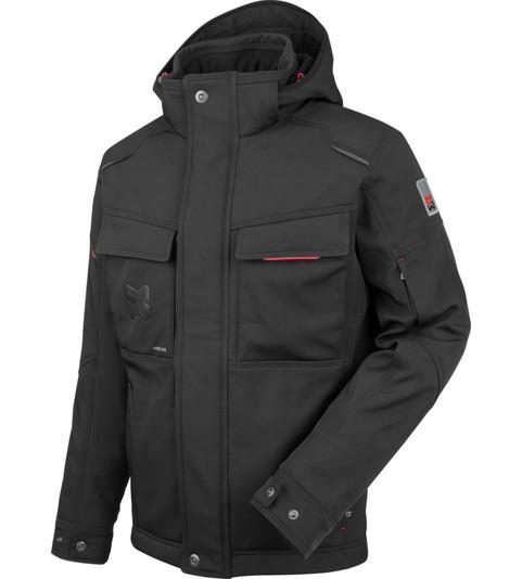 Куртка зимняя Scorpius Black Wurth