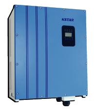 Мережевий інвертор KSTAR KSG-20K-DM, фото 2