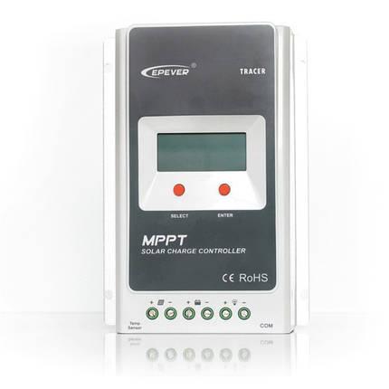 Контроллер Tracer-1210A MPPT 10A 12/24В Epsolar, фото 2