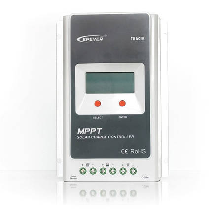 Контроллер Tracer-4210A MPPT 40А 12/24В Epsolar, фото 2