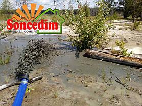 Земснаряд для намывки песка, фото 2