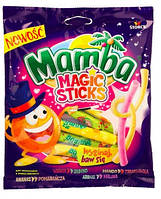Жевательный конфеты Mamba Magic Sticks в упаковке, 150гр