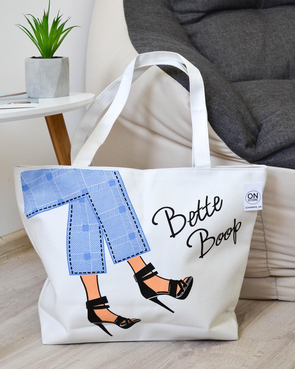 8f1e88148413 Женская летняя пляжная сумка с рисунком: продажа, цена в Львове ...
