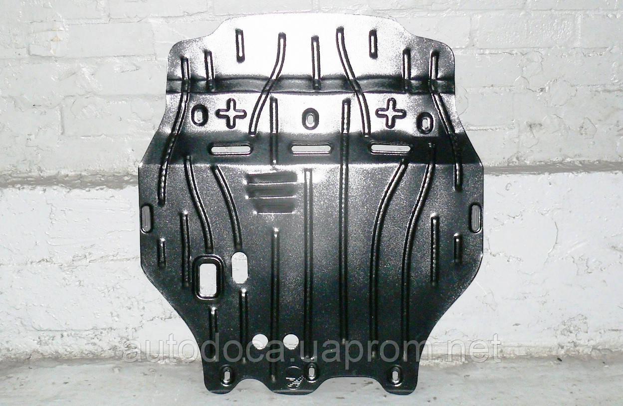 Защита картера двигателя и кпп Hyundai Accent  2006-