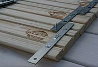 Скрытый монтажный крепеж палубной, террасной, фасадной доски