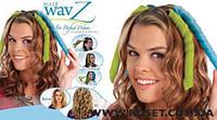 Бигуди инновационные hair wavz длинные 16 штук