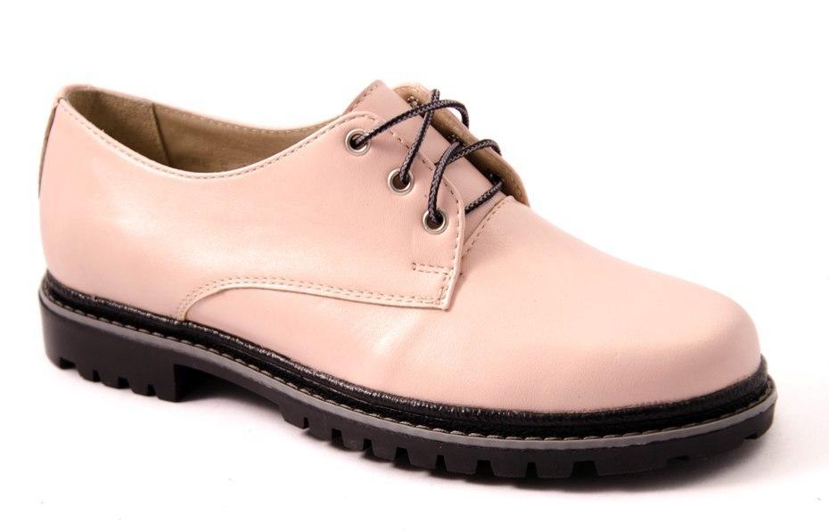 Туфли женские розовые Romani 8440627 р.36-41