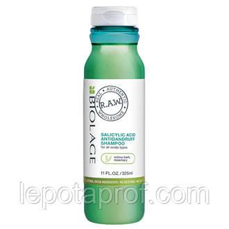 Шампунь против перхоти, Matrix BIOALGE R.A.W. Scalp Care Antidandruff Shampoo  325 ml
