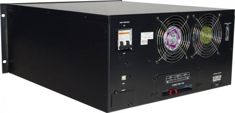 ИБП ProLogix Expert 6kVA/4200W RM 6U+3U; Online