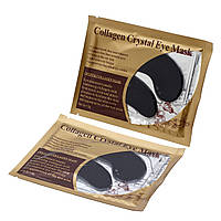 Патчі для очей Collagen Crystal black