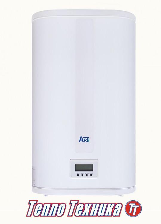Водонагреватель ARTI WH FLAT E 50L/2 (вертикальный/горизонтальный)