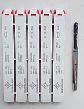Метчик спиральный машинно-ручной Cleveland SFT M4*0.7