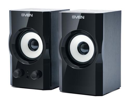 Акустическая система Sven SPS-605 Black UAH