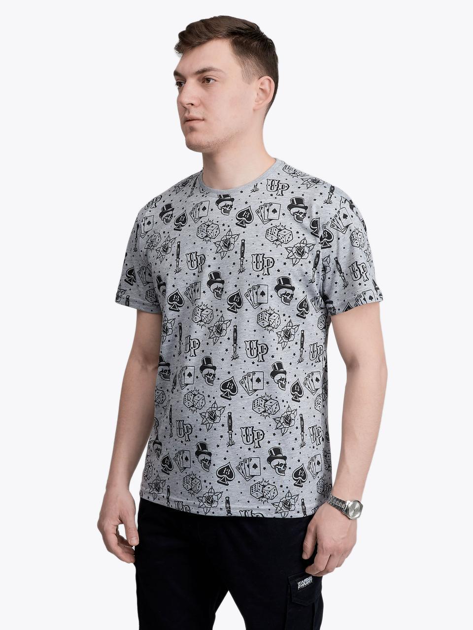 31fa7c930bf6 Футболка мужская летняя TRADIT MEL Urban Planet (футболки, чоловіча  футболка, одежда мужская,