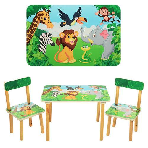 Столик 501-11 Зеленый BAMBI