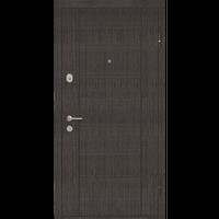 """Входная дверь """"Лагуна ТМ Riccardi"""" 2050x860мм (СТАНДАРТ) Венге"""