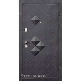 """Входная дверь """" Steelguard Maxima"""" 2050*880мм Luxor"""