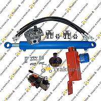 Комплект гидравлики для дровокола с приводом насоса