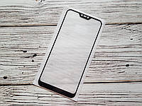 Защитное стекло Full Glue для Xiaomi Mi A2 Lite / Redmi 6 Pro Черное