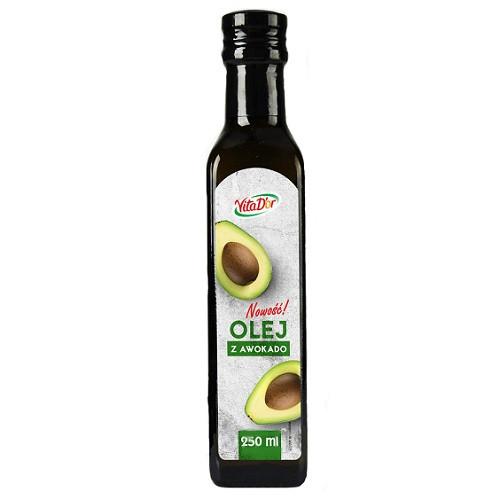 Масло из авокадо VitaDor Olej z awokado 250 мл
