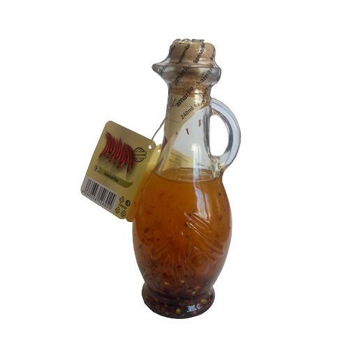 Оливковое масло в кувшине Olive Oil Kamarko 240 мл (Германия)