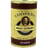 Coopers Солодовый экстракт тёмный DARK 1,5 кг