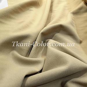 Пальтовая тканина кашемір бежевий