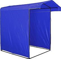 Тент на торговую палатку 1,5х1,5 м, фото 2