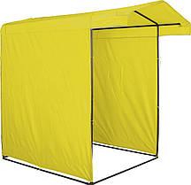 Тент на торговую палатку 1,5х1,5 м, фото 3