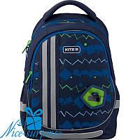 Рюкзак для мальчика с ортопедической спинкой Kite Original K19-700M-2, фото 1