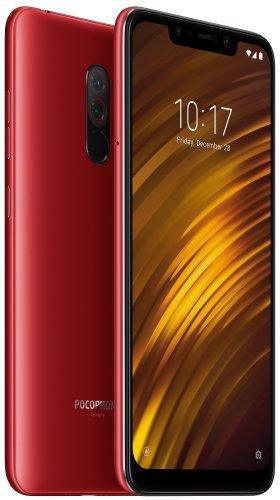 Xiaomi Pocophone F1 6/64Gb Rosso Red Global