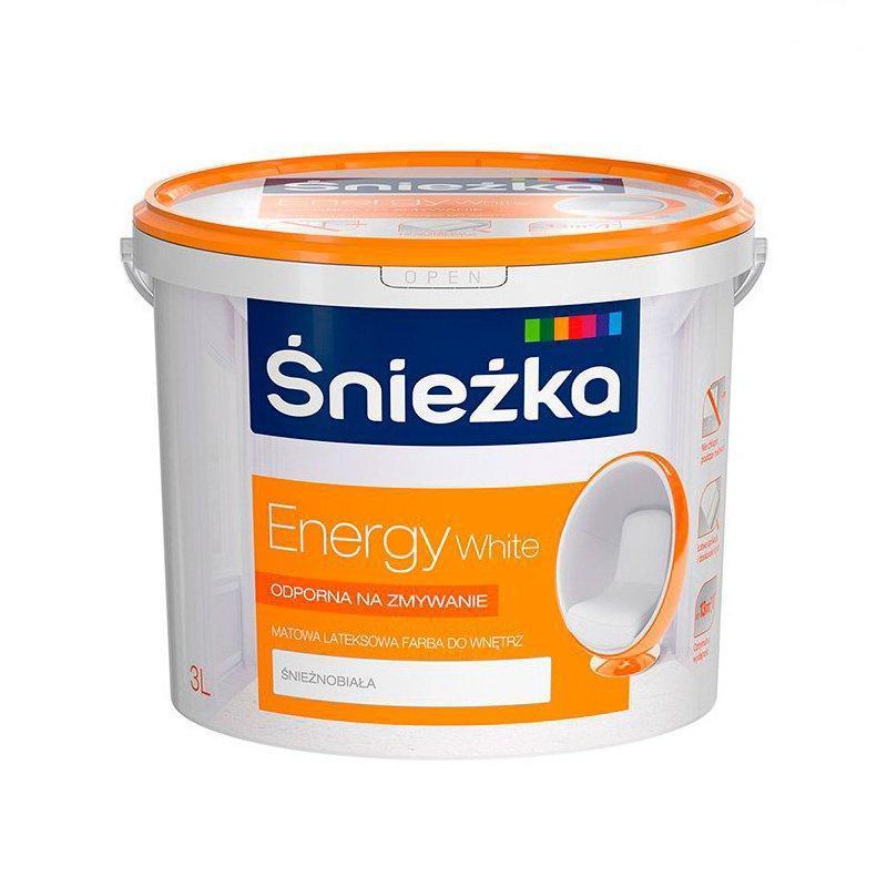 Краска Снежка Energy  1,4 кг