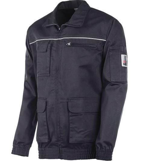 Куртка классическая Modyf синяя Wurth