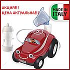 Небулайзер (ингалятор) компрессорный Turbo Car Dr.Frei, Италия інгалятор