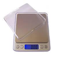 Ювелирные весы 6295A, до 500 гр + чаша, точность 0,01 гр