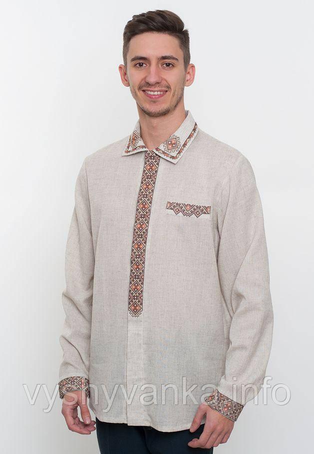 класична сорочка з вишивкою