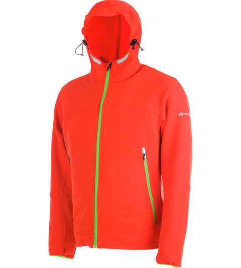 Куртка Modyf Softshell Orange Wurth