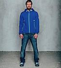 Куртка Modyf Softshell Blu Wurth, фото 6