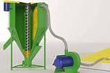 Зернодробарка молоткова, 1500 кг/год, фото 9