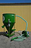 Зернодробарка молоткова, 1500 кг/год, фото 10