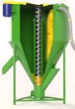 Змішувач кормів, змішувач сипучих матеріалів, ємність 3430 літрів, фото 2